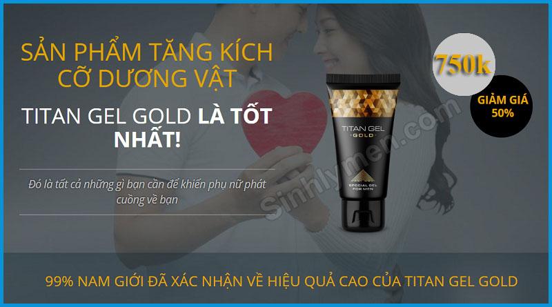 Titan Gel Gold tot nhat hien nay