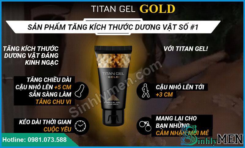sử dụng titan gel có hại không